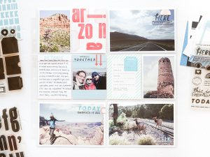 Project Life 2018: Week 15 (Grand Canyon)